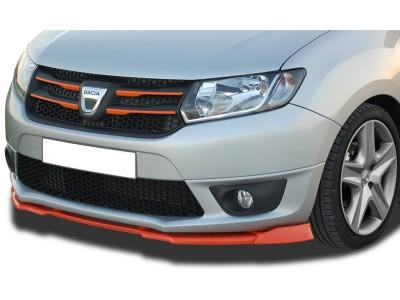 Dacia Sandero 2 Verus-X Frontansatz