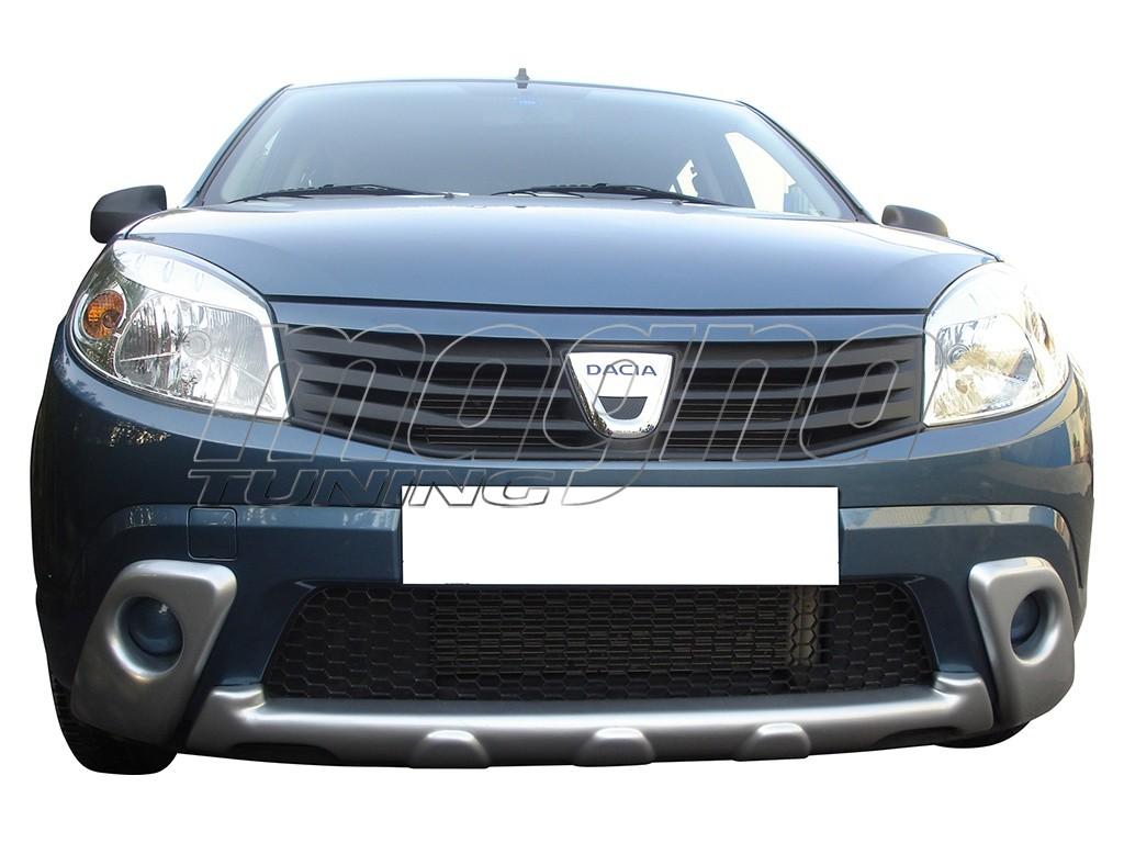 Dacia Sandero Sport Body Kit