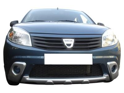 Dacia Sandero Sport Front Bumper Extension
