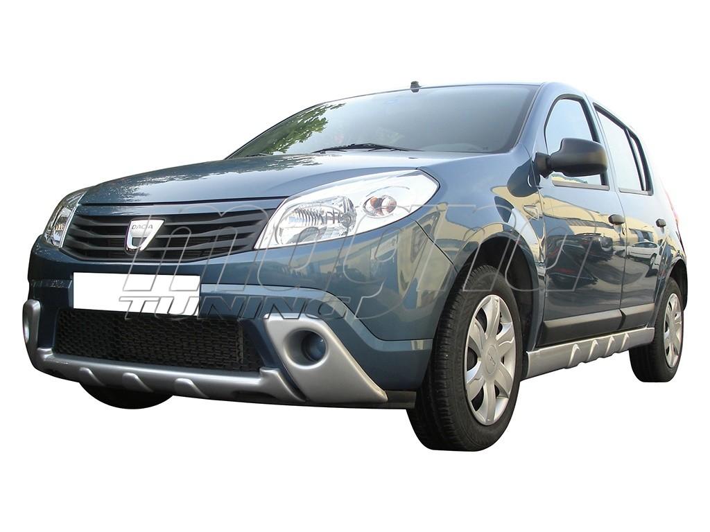 Dacia Sandero Sport Frontansatz