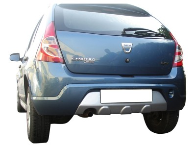 Dacia Sandero Sport Rear Bumper Extension