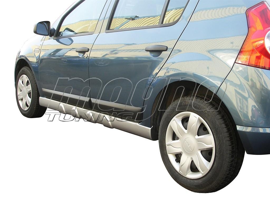 Dacia Sandero Sport Seitenschwellern