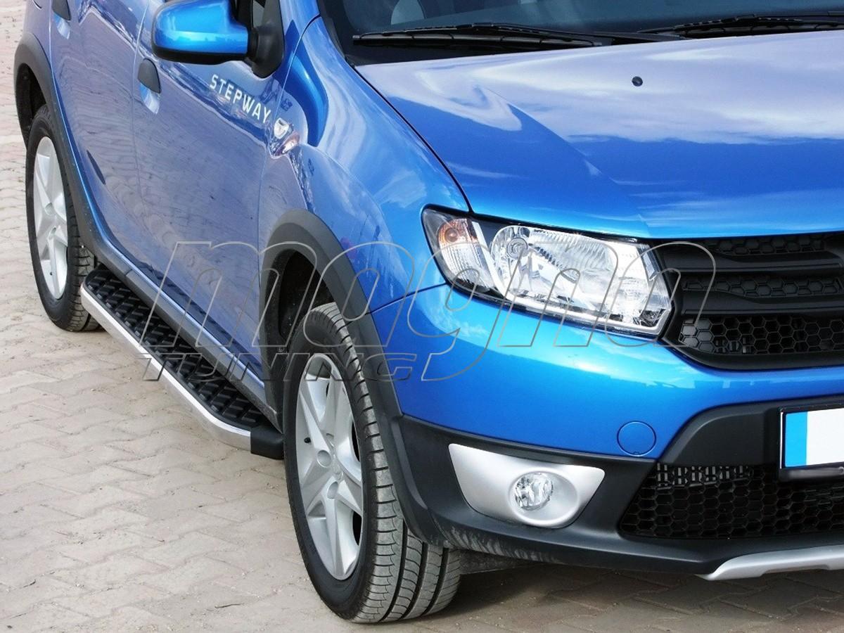 Dacia Sandero Stepway H2 Trittbretter