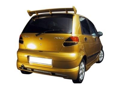 Daewoo Matiz Sport Heckansatz