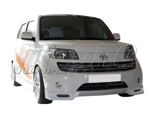Daihatsu Materia CX Frontansatze