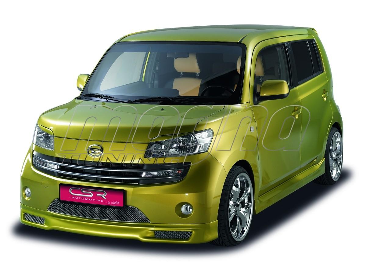 Daihatsu Materia XL-Line Frontansatz