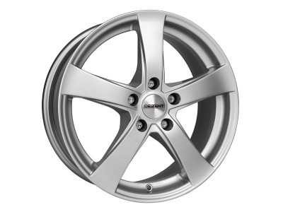 Dezent RE Silver Wheel