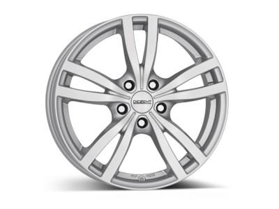 Dezent TC Silver Wheel