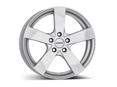 Dezent TD Silver Wheel