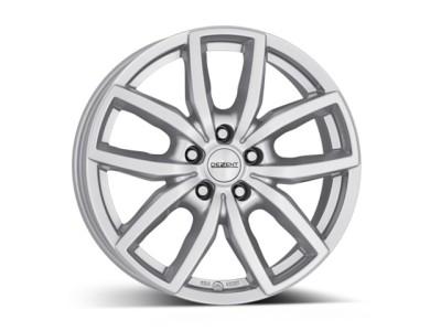 Dezent TE Silver Wheel