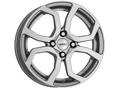 Dezent TS Silver Wheel