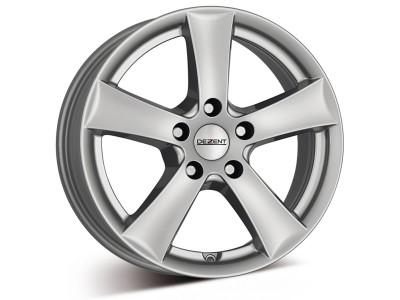 Dezent TX Silver Wheel