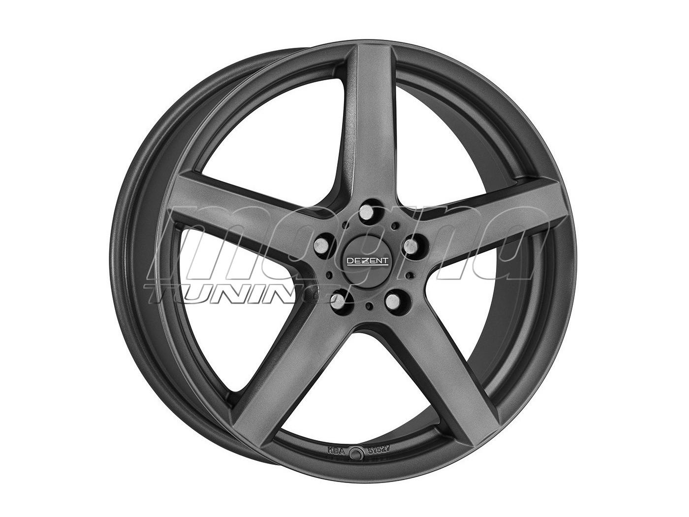 Dezent TY Graphite Wheel