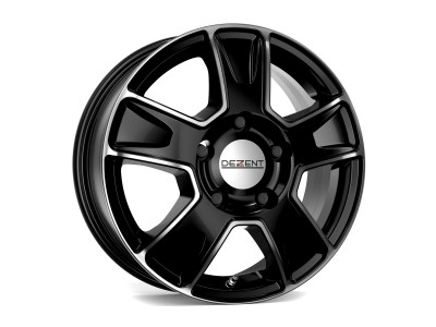 Dezent Van Dark Wheel