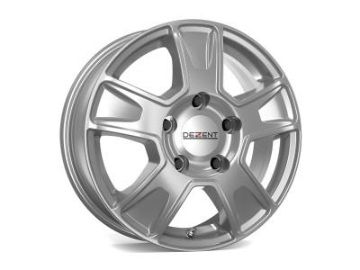 Dezent Van Silver Wheel