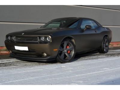Dodge Challenger MK3 SRT8 MX Front Bumper Extension