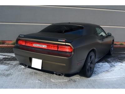 Dodge Challenger MK3 SRT8 MX Rear Bumper Extension