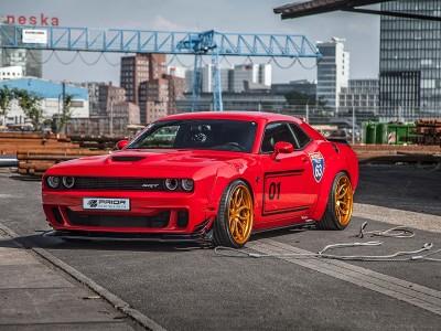 Dodge Challenger Praguri Proteus