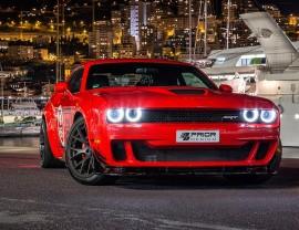 Dodge Challenger Proteus Frontstossstange