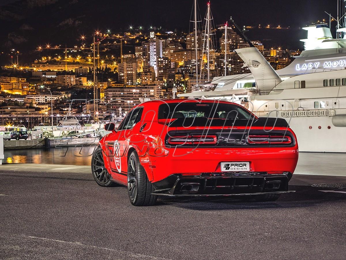 Dodge Challenger Proteus Heckansatz