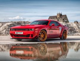 Dodge Challenger Proteus Wide Body Kit