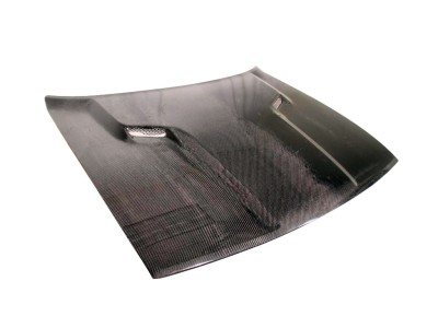Dodge Challenger SRT-Look Carbon Fiber Hood