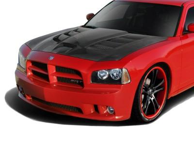 Dodge Charger MK1 Capota Viper-Look Fibra De Carbon