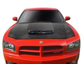 Dodge Charger MK1 TAX Carbon Fiber Hood