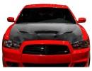 Dodge Charger MK2 Capota H-Look Fibra De Carbon