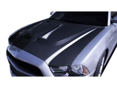 Dodge Charger MK2 Citrix Carbon Fiber Hood