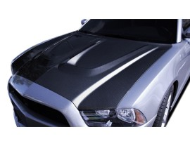 Dodge Charger MK2 Citrix Carbon Motorhaube