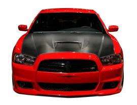 Dodge Charger MK2 Drifter Carbon Motorhaube
