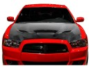 Dodge Charger MK2 H-Look Carbon Fiber Hood