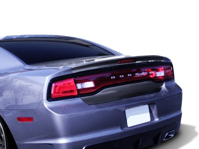 Dodge Charger MK2 OEM Carbon Kofferraumdeckel
