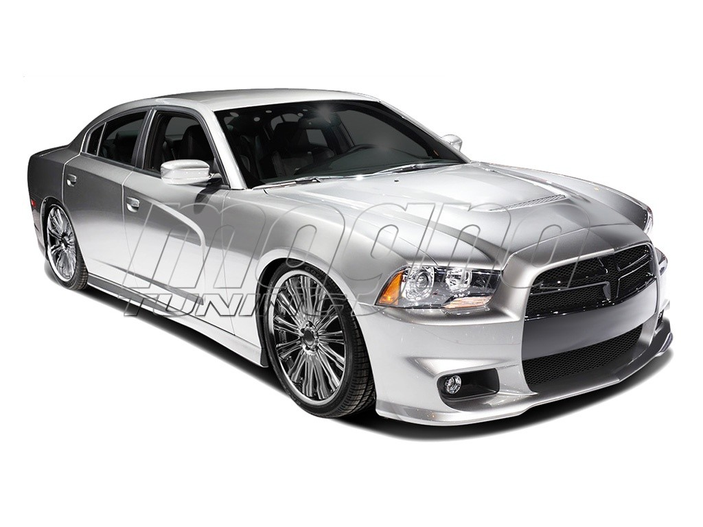 Dodge Charger MK2 SRT-Look Body Kit