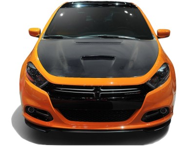Dodge Dart Apex Carbon Motorhaube