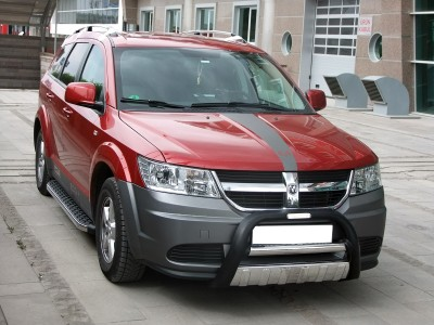 Dodge Journey Helios Running Boards