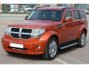 Dodge Nitro Helios Running Boards
