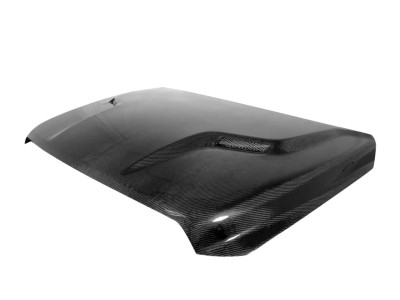 Dodge Ram 1500 Evolva Carbon Fiber Hood