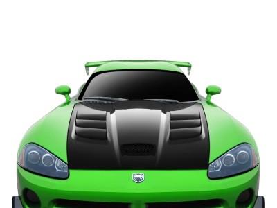 Dodge Viper ACR-Look Carbon Fiber Hood