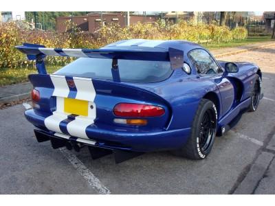 Dodge Viper SR II GTS Racer Heckansatz