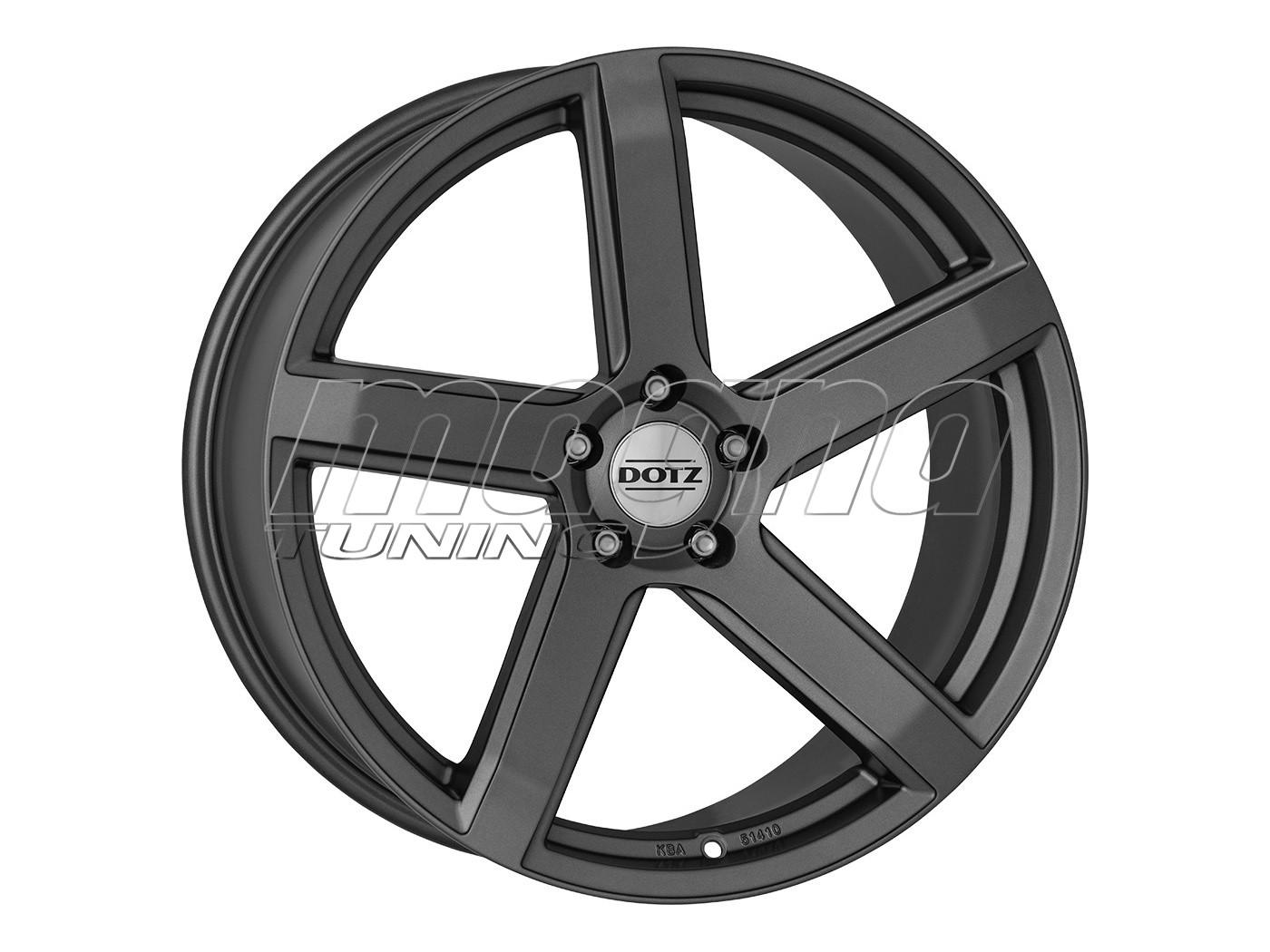 Dotz CP5 Black Polished Felge