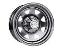 Dotz Dakar Silver Wheel
