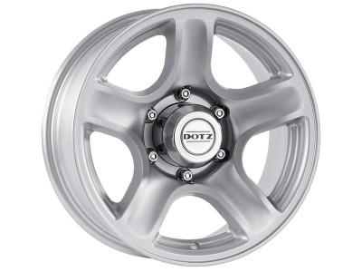 Dotz Hammada Silver Wheel