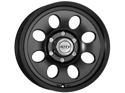 Dotz Rafting Dark Wheel