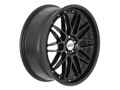 Dotz Revvo Black Edt Wheel