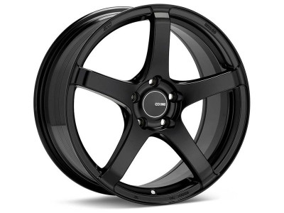 Enkei Kojin Black Wheel