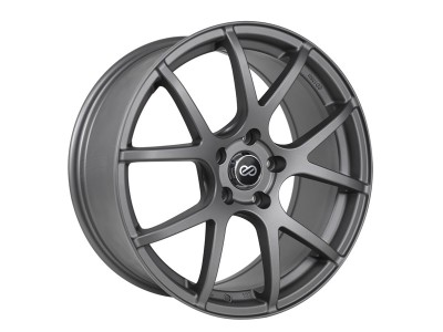 Enkei M52 Matte Grey Wheel