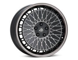 Etabeta EB40 Black Smoke Polish Wheel