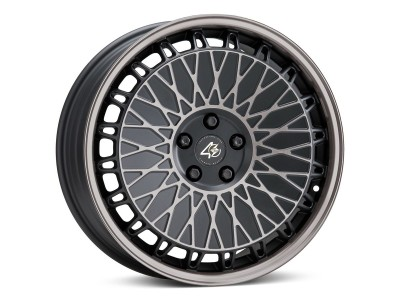 Etabeta EB40 Black Smoke Polish Wheel